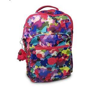 NWT Kipling Seoul Backpack- Artful Blend